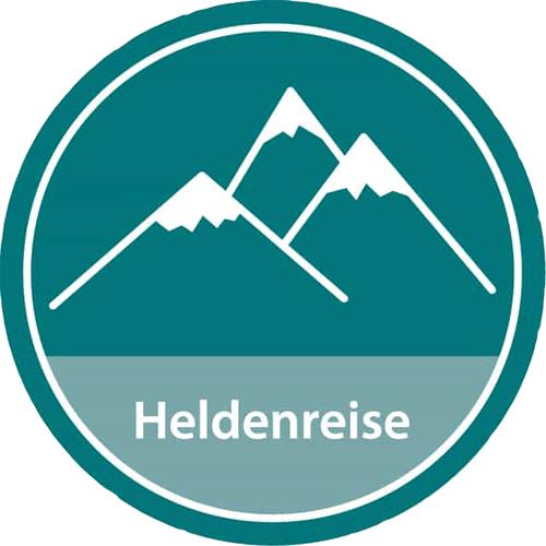 Heldenreise Kurs für Autoren Logo