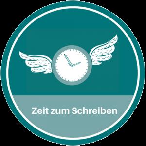 Zeit einen Roman zu schreiben Kurs Logo