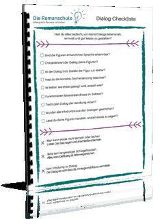 Dialog schreiben Checkliste